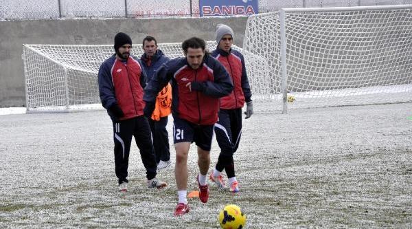 Sanica Boru Elaziğspor'da Hedef 3 Puan