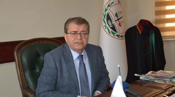 Şanliurfa Baro Başkanı Bucak, Başbakanı Kınadı