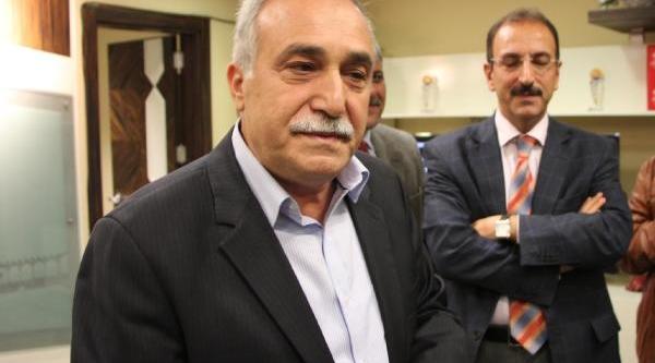 Şanliurfa Belediye Başkani Fakibaba'Dan Şivan Perwer'E Davet