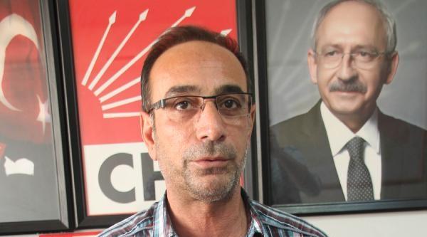 Şanliurfa Chp İl Başkanı Görevden Alındı, Mahkeme Kayyum Atadı