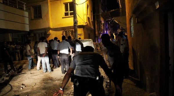 Şanliurfa 'suriyeli' Gerginliği: 2 Gözaltı