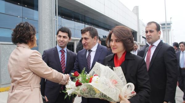 Şanliurfa Valisi İzzettin Küçük Göreve Başladı