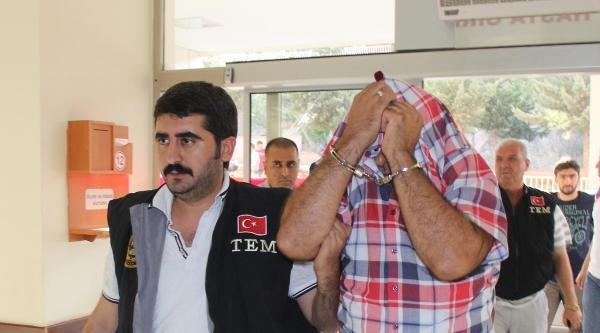 Şanliurfa'da 1 Başkomiser İle 5 Polis Gözaltına Alındı (2)