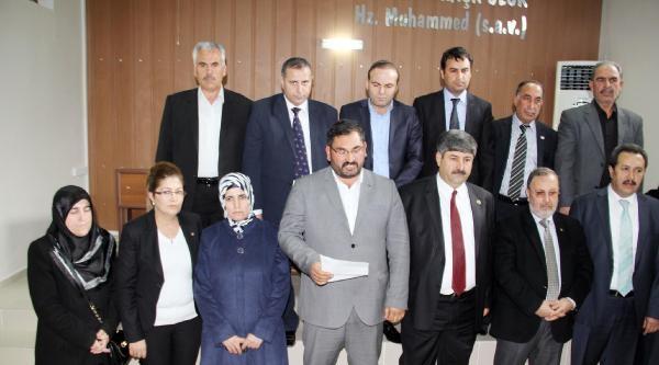 Şanliurfa'da 32 Stk'dan Sağduyu Çağrisi