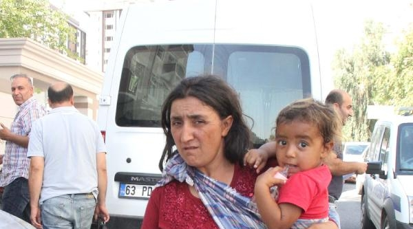 Şanliurfa'da 4 Kadına Hırsızlık İddiasiyla Gözaltı