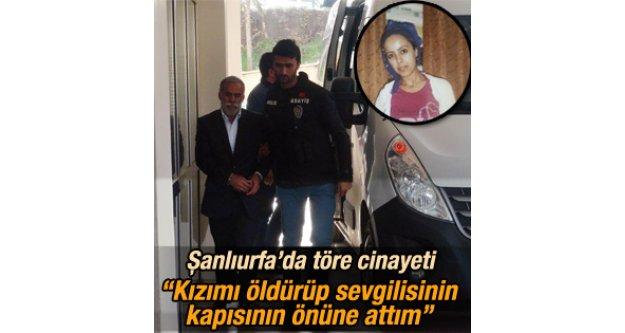 Şanlıurfa'da bir genç kız töre kurbanı oldu