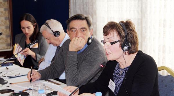 Şanliurfa'da 'çatışma Çözümü' Toplantısı
