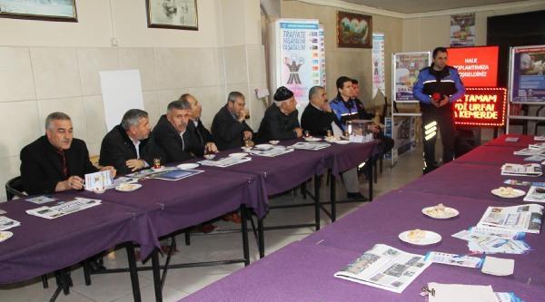Şanliurfa'da Emniyet Kemeri Takma Alışkanlığı Yüzde 80'e Ulaştı