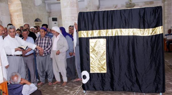 Şanliurfa'da Hacı Adaylarına Uygulamalı Eğıtım