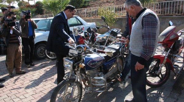 Şanliurfa'da Hirsizlik Operasyonu: 9 Gözalti