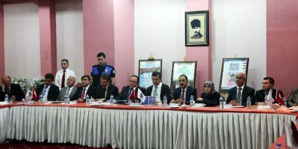 Şanliurfa'da Huzur Toplantisi Yapildi
