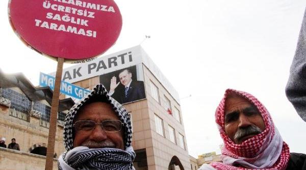 Şanliurfa'da 'insan Haklari' Yürüyüşü