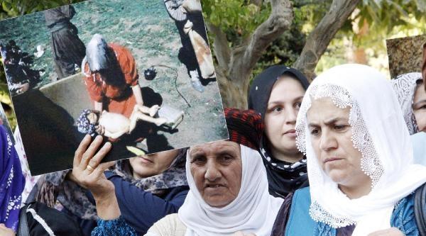 Şanliurfa'da Işid Protestosu