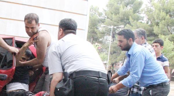 Şanliurfa'da İşyerindekilere Ateş Açıldı: 2 Yaralı