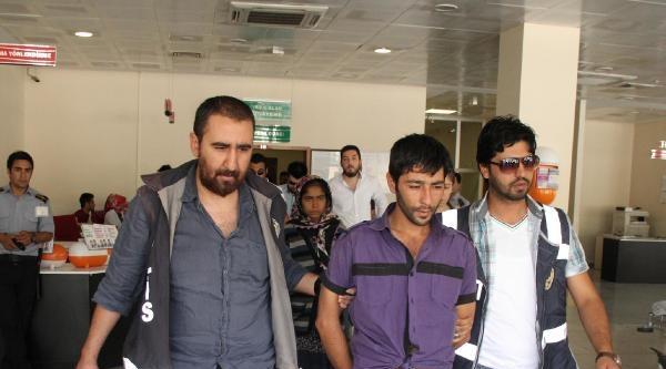 Şanliurfa'da Kapkaç İddiasina 2 Gözaltı