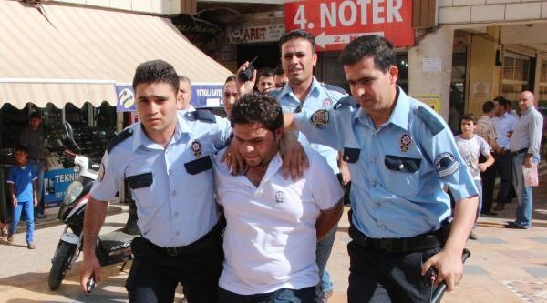 Şanliurfa'da Kavga: 1 Gözaltı