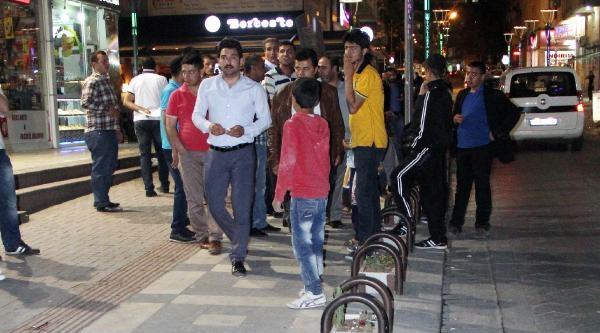 Şanliurfa'da Kavga: 1 Yaralı, 1 Gözaltı