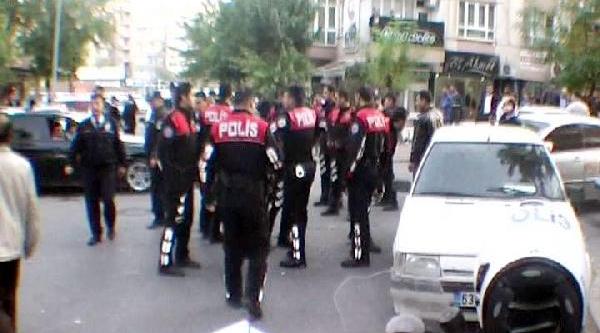 Şanliurfa'da Kavga: 5 Yarali