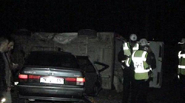 Şanliurfa'da Kaza: 8 Yaralı