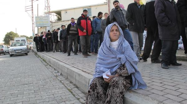 Şanliurfa'da Kömür Dağitimi Devam Ediyor