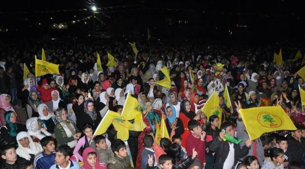 Şanliurfa'da Nevruz Kutlamaları Başladı