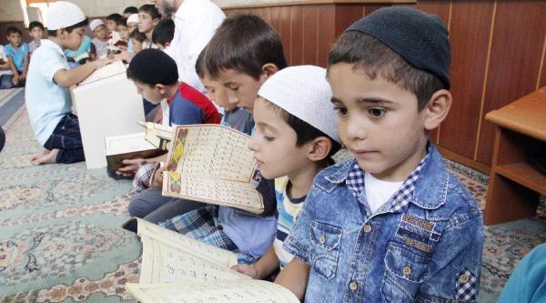 Şanliurfa'da Ödüllü Kuran Kursu