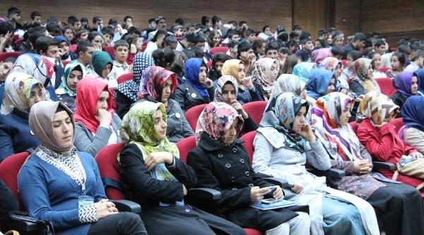 Şanliurfa'da Öğrencilere Uyuşturucunun Zararlari Anlatildi