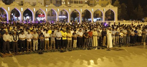 Şanliurfa'da 'rabia' Günü