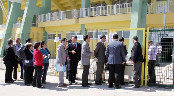 Şanliurfa'da Seçim Torbaları Dağıtımına Başlandı