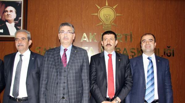 Şanliurfa'da Seçimi Kazanan Ak Partili Güvenç'ten Bdp'ye Sağduyu Çağrisi