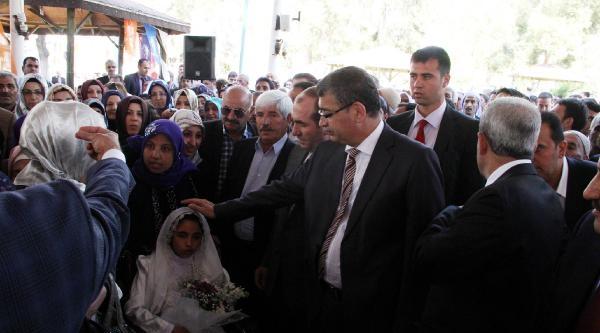 Şanliurfa'da Seçimi Kazanan Başkanlar Tebrikleri Kabul Etti