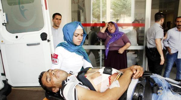 Şanliurfa'da Silahlı Kavga: 3 Yaralı