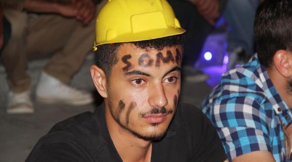 Şanliurfa'da 'soma' İçin Sessiz Eylem