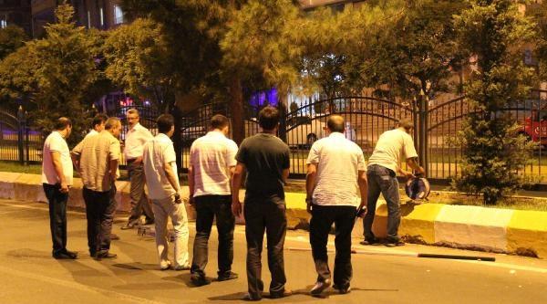 Şanliurfa'da Şüpheli Paketten Çöp Çikti