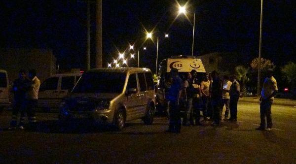 Şanliurfa'da Suriye Plakalı Araçta Bomba Bulundu