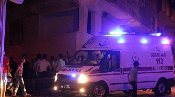 Şanliurfa'da Suriyeliler Arasında Kavga: 4 Yaralı
