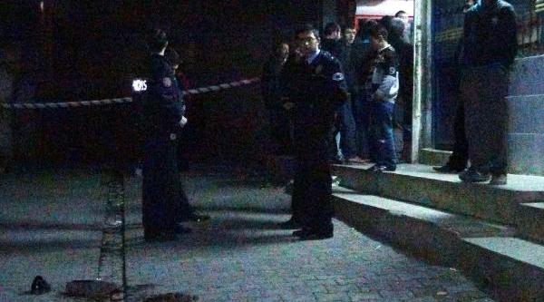 Şanliurfa'da Tabancali Saldiri: 1 Yarali
