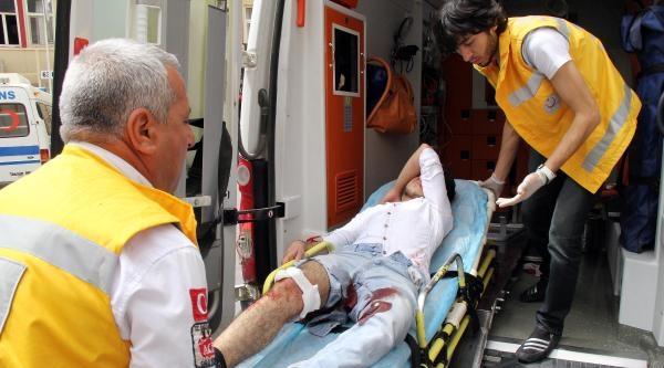 Şanliurfa'da Tabancalı Saldırı: 2 Yaralı