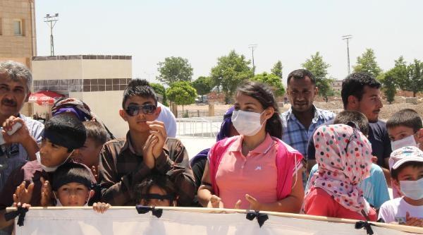 Şanliurfa'da Talesemi Hastalarından Eylem