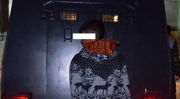 Şanliurfa'da Terör Operasyonu: 3 Tutuklama
