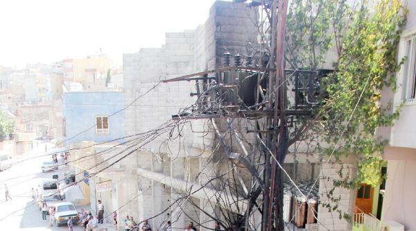 Şanliurfa'da Trafo Patladı: 2 Yaralı