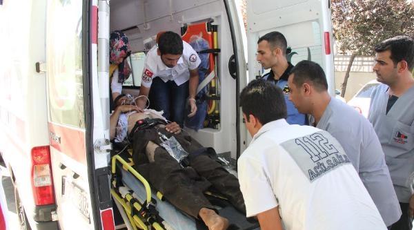 Şanliurfa'da Tüfekli Kavga: 3 Yaralı