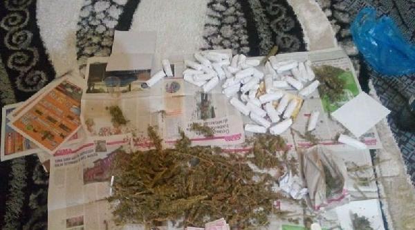 Şanliurfa'da Uyuşturucu Operasyonu: 5 Gözaltı