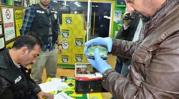 Şanliurfa'da Yasadişi Bahis Operasyonu: 13 Gözalti