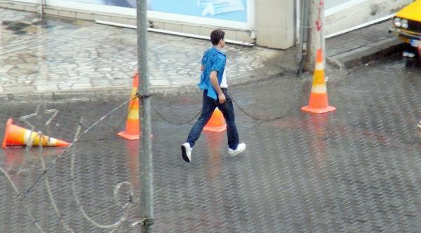 Şanliurfa'da Yaz Yağmuru Serinletti