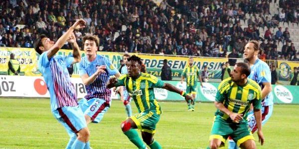Şanliurfaspor - 1461 Trabzon: 0-1