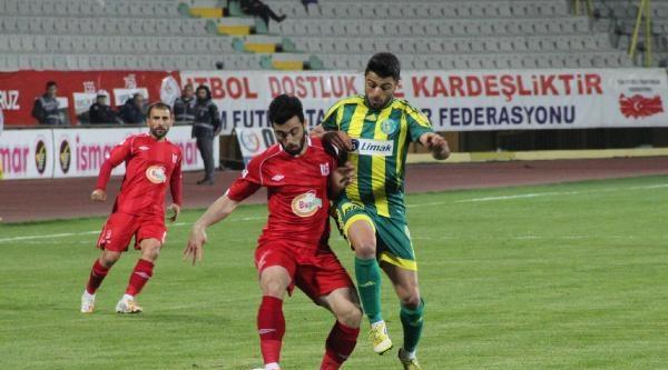 Şanliurfaspor - Balıkesirspor Maçı Fotoğraflar