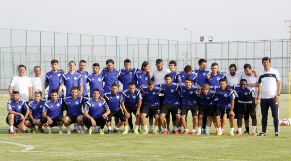 Şanliurfaspor'da Adanaspor Hazırlıkları Başladı
