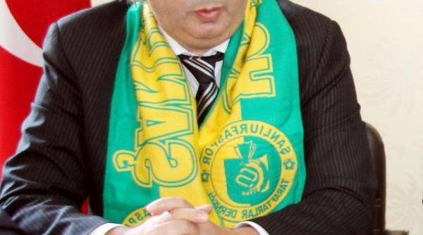 Şanliurfaspor'da Sportif Direktör Ayrildi