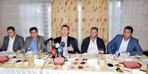 Şanliurfaspor'da Sportif Direktörlük Görevine Murat Daldik Getirildi
